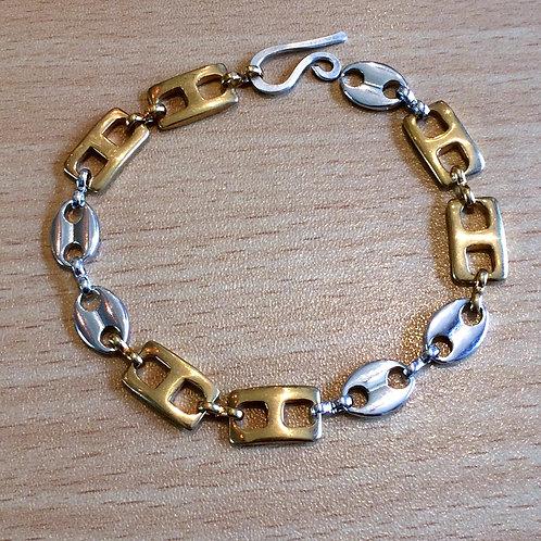 Chunky Links Bracelet