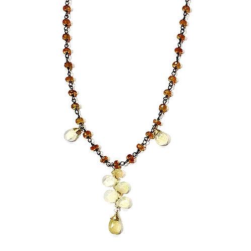 Opal Princess Necklace