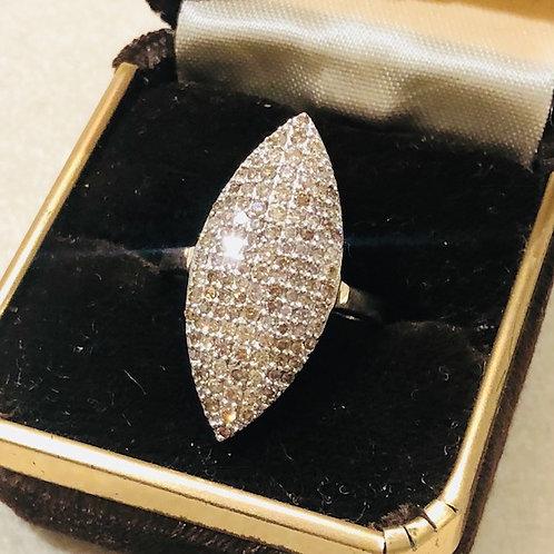 Diamond Marquis Ring
