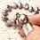 Thumbnail: Grey Pearls w gem accents
