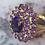 Thumbnail: Amethyst Mandala Ring