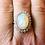 Thumbnail: Opal Princess Ring