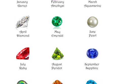 JULIE'S STYLE TIPS: What if wearing your birthstone was an elixir for health for your body?