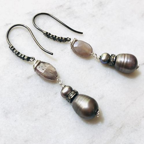 Pearl & Diamond drops