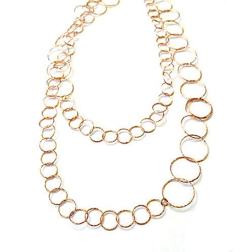 Bubble Wave Necklace
