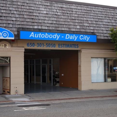 19th Autobody Center DC location