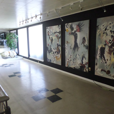 19th Autobody Center SF location / Customer Lounge