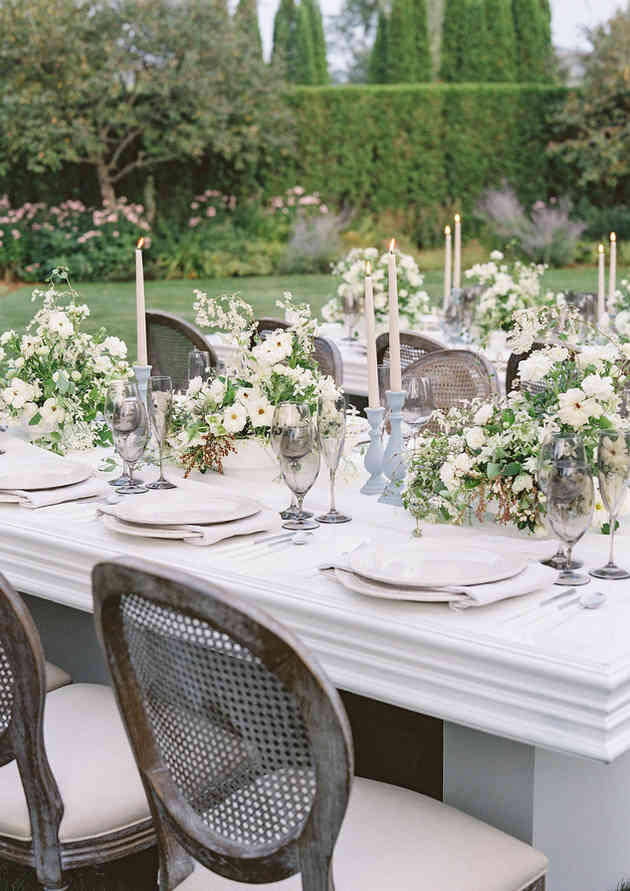 Willow Hill  | Event Interiors | Vermont
