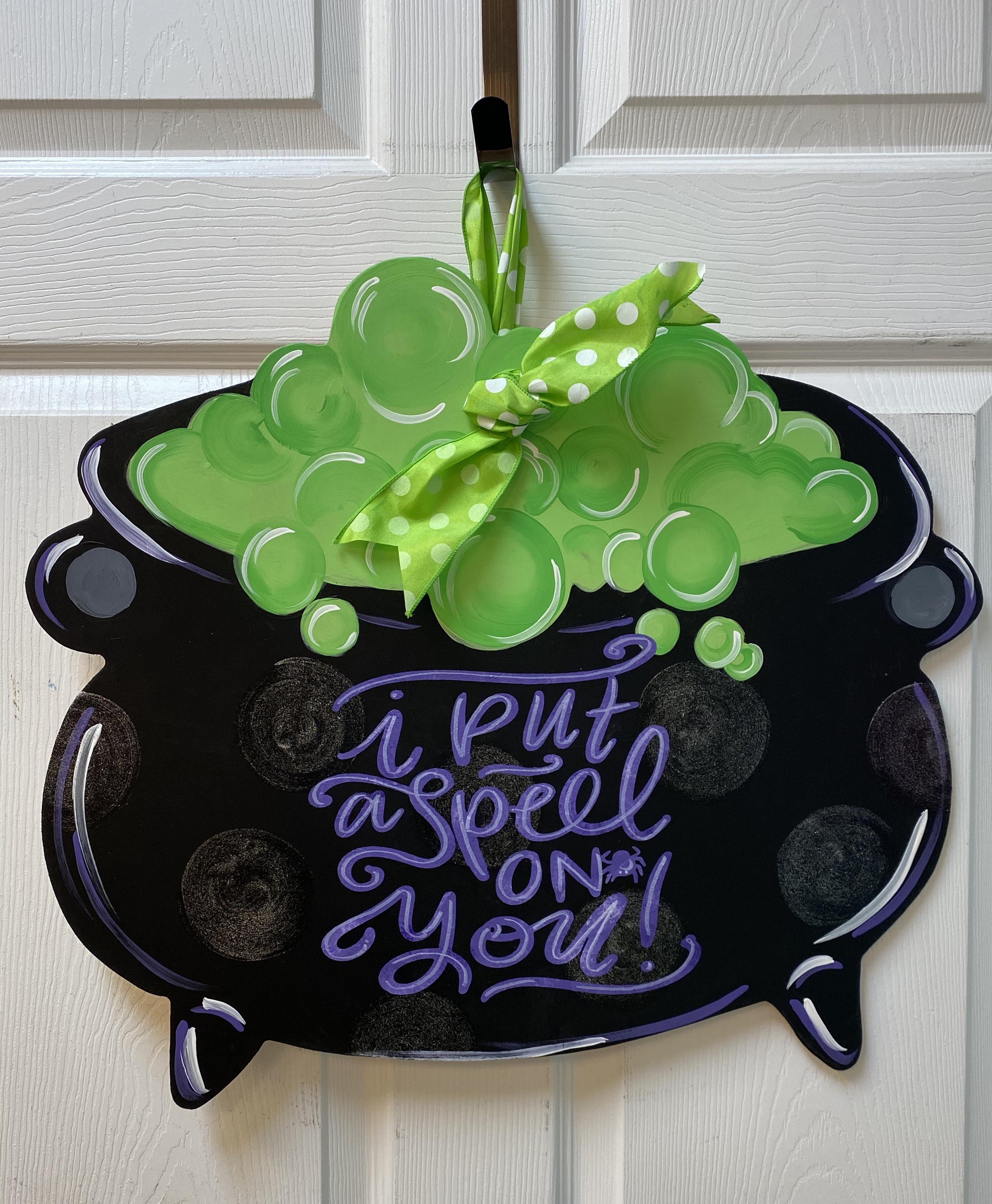 Cauldron Board