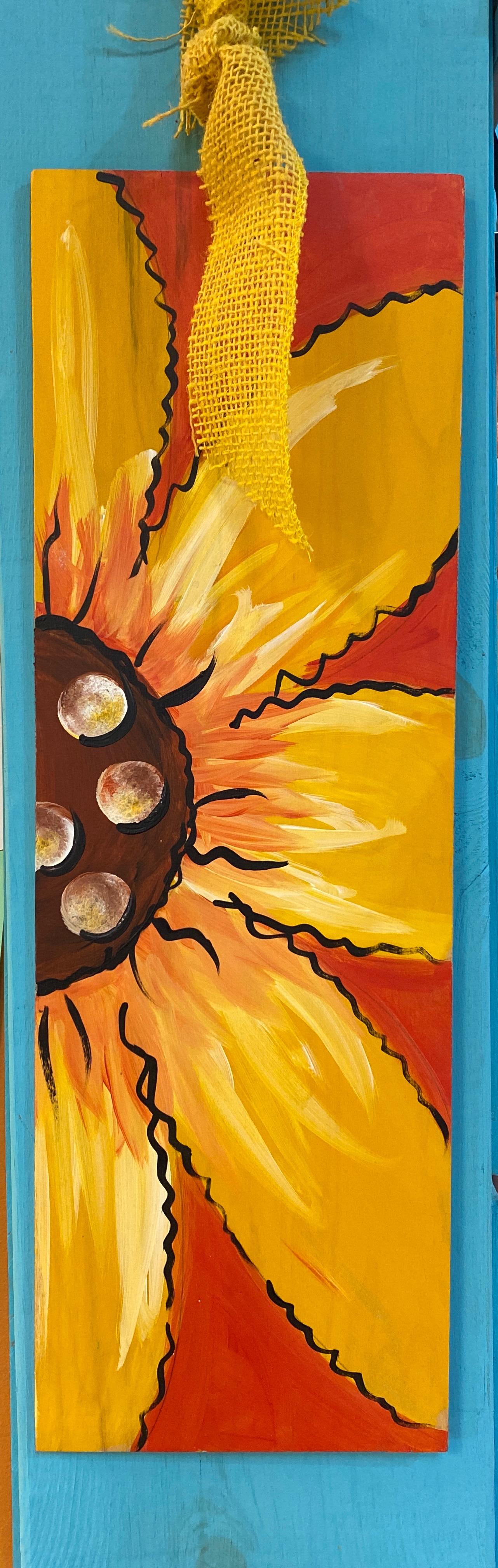 Sunflower Board 3