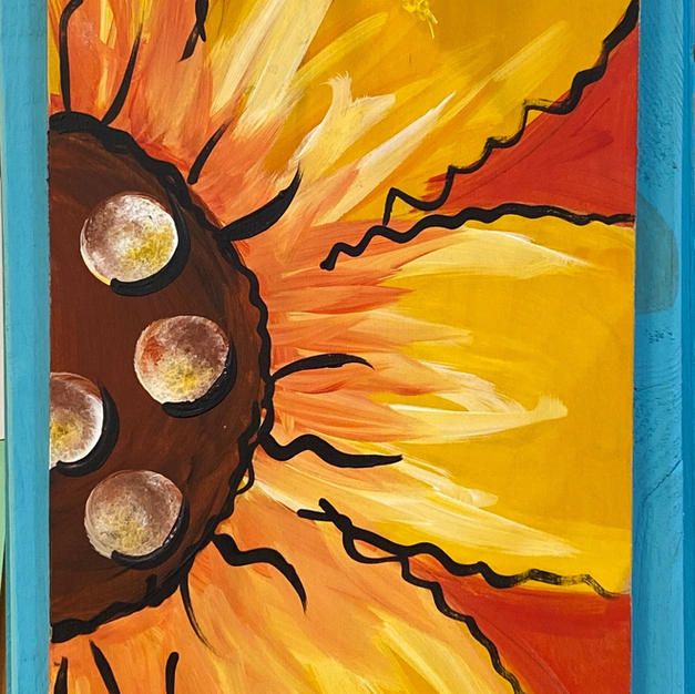 Sunflower Skinny Board