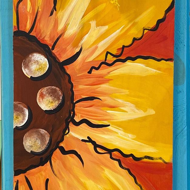 Sunflower Skinny Board
