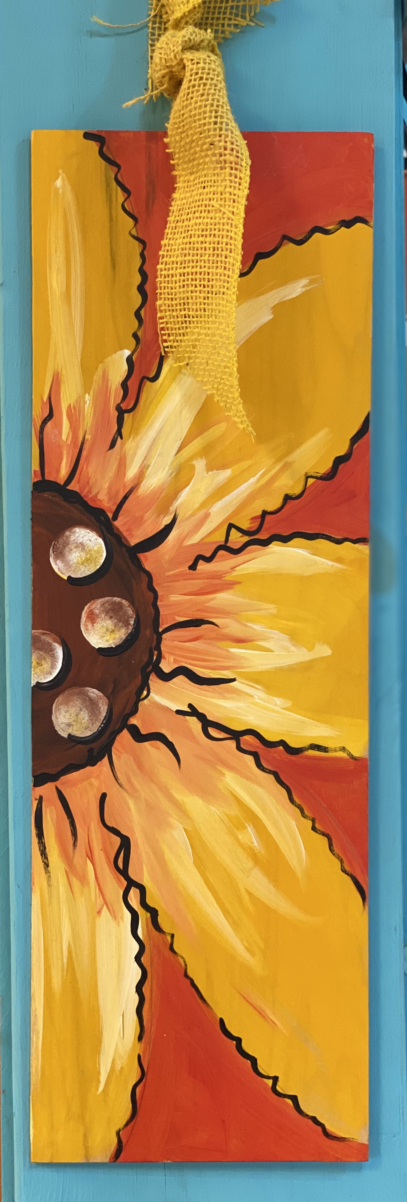 Sunflower Board