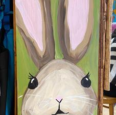 Sweet Bunny Skinny Board
