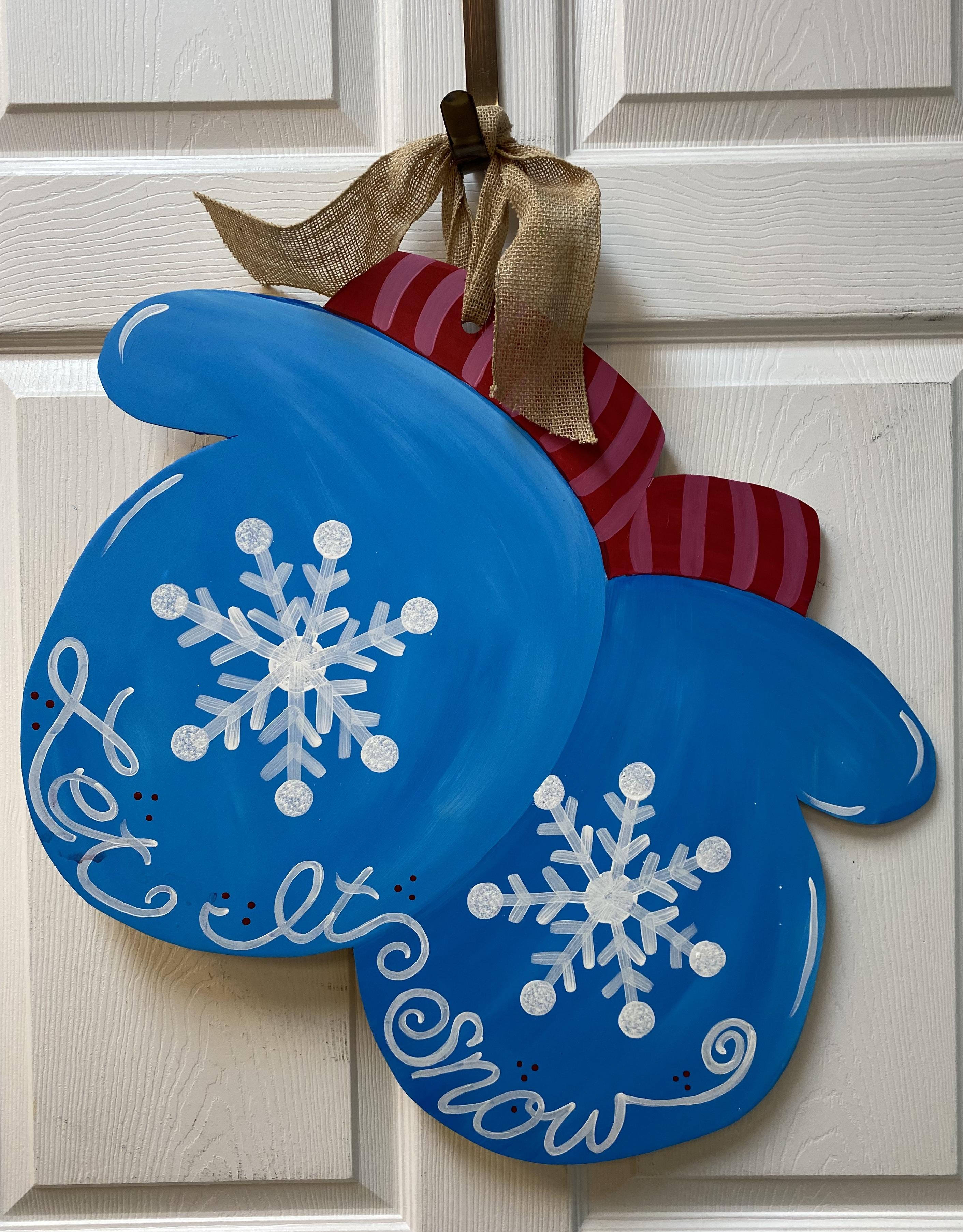Winter Gloves Board
