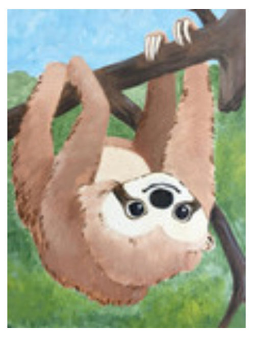 Thursday, August 26 Sloth 6:30-8:30pm