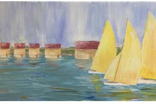 Friday, June 25, Lake Murray Sail Skinny Board, 6:30-8:30pm