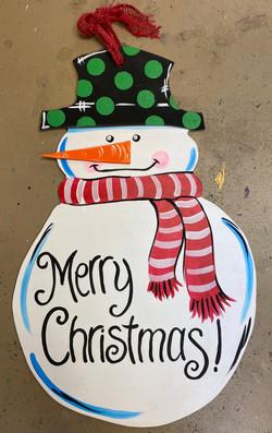 Snowman 2 Board