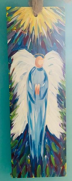 Angel Skinny Board