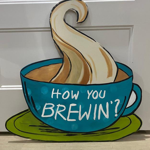 #28 Coffee Cup
