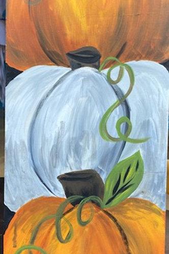 Friday, November 5, Three Pumpkins Skinny Board, 6:30-8:30pm