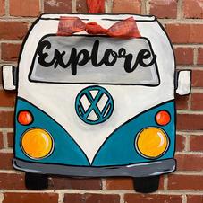 Explore VW Bus