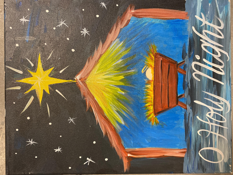 Nativity 2 Canvas