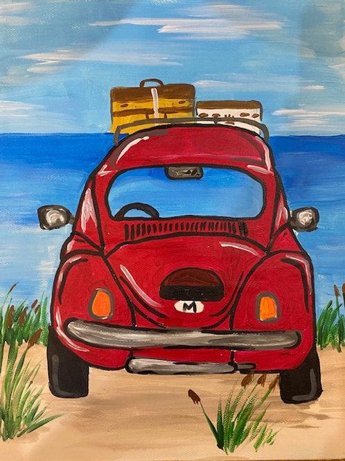 Saturday, July 31 Beach Buggy 6-8pm