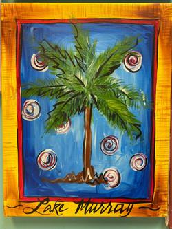 Palmetto Canvas
