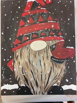 Paint & Pour Gnome