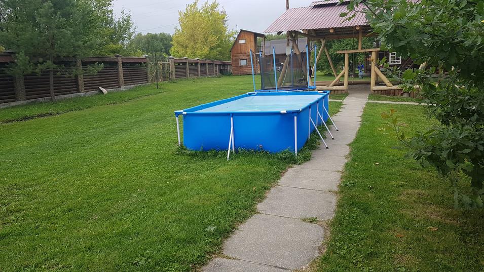 детский бассейн