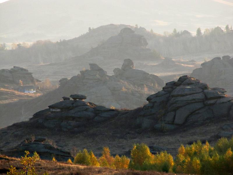 Змеиногорск и Саввушки