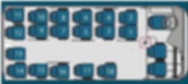Схема авобуса