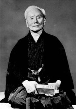Grand master Gichin Funakoshi