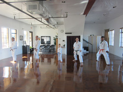 New Year's Day Training