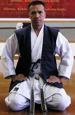 Sensei James Tawatao