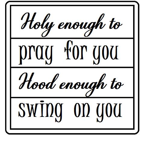 Holy & Hood