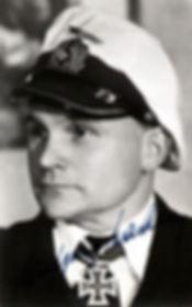 Kapitänleutnant Wolfgang Kaden