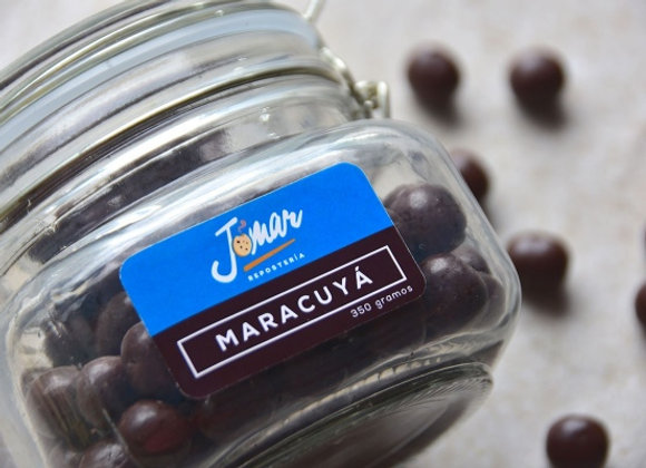 Frasco de Chocolates de Maracuyá 350 g