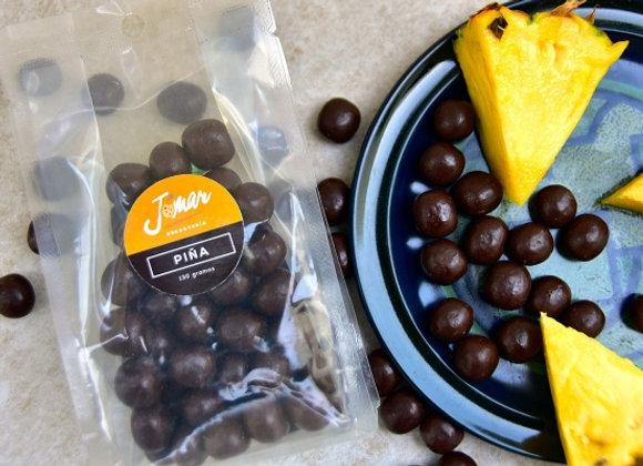 Bolsa de Chocolates de Piña 130 g