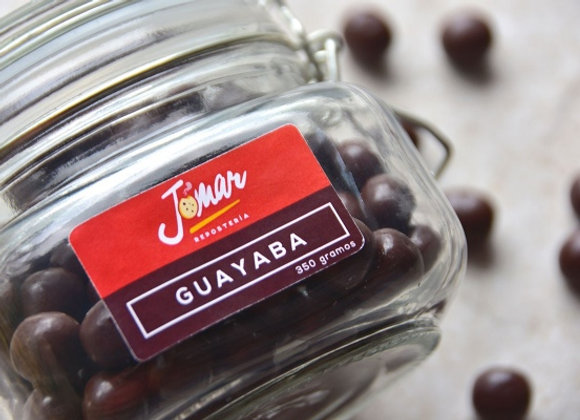Frasco de Chocolates de Guayaba 350 g
