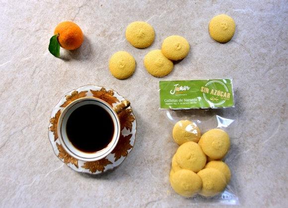 Galletas de Naranja, 8 uds
