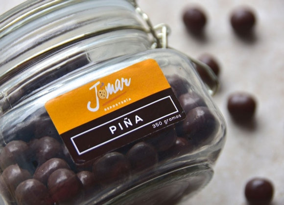 Frasco de Chocolates de Piña 350 g