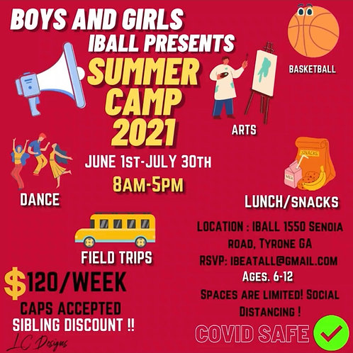 Drop in summer camp day
