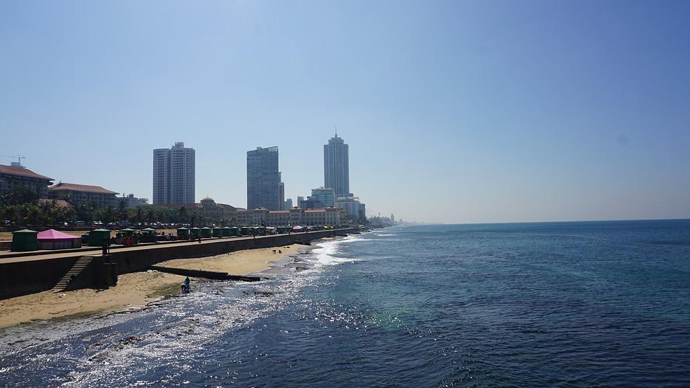 Voyage Colombo Capitale Sri Lanka - Noho Travels