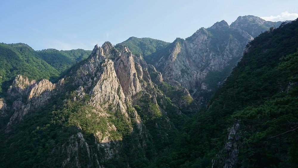 Seoraksan - Voyage en Corée du Sud