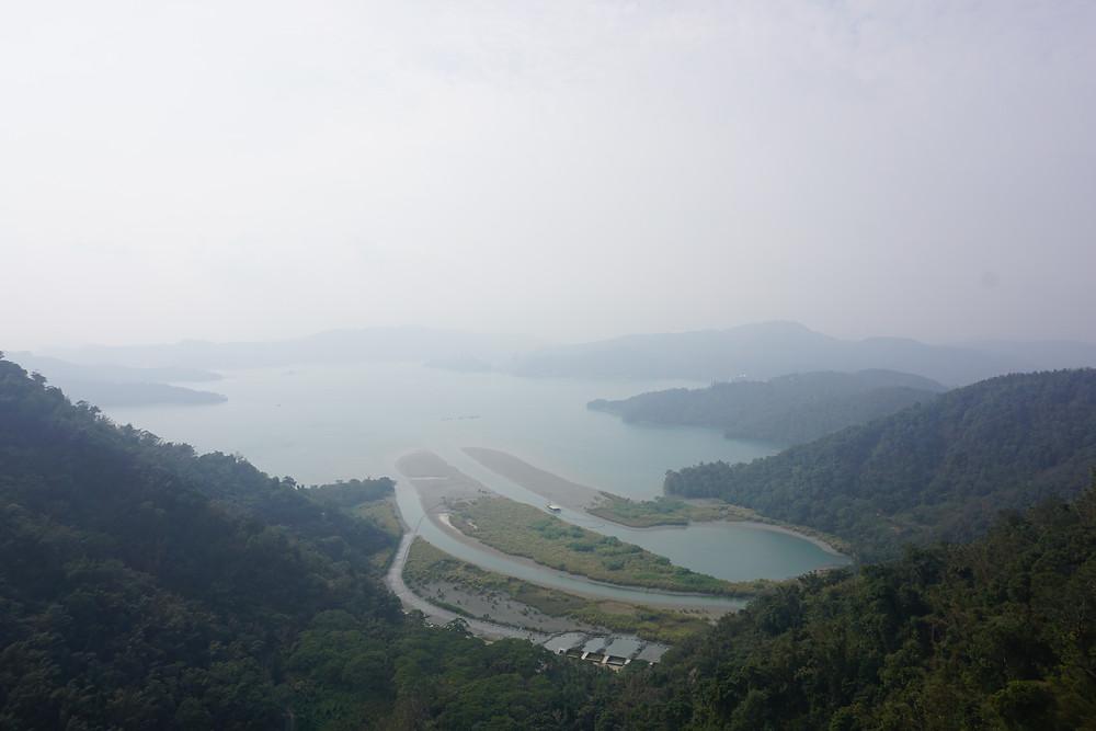 LAC SUN MOON - VOYAGE TAIWAN