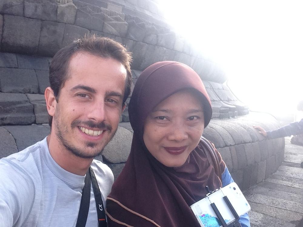 TEMPLE DE BOROBUDUR - Voyage Java - Indonésie - Noho Travels
