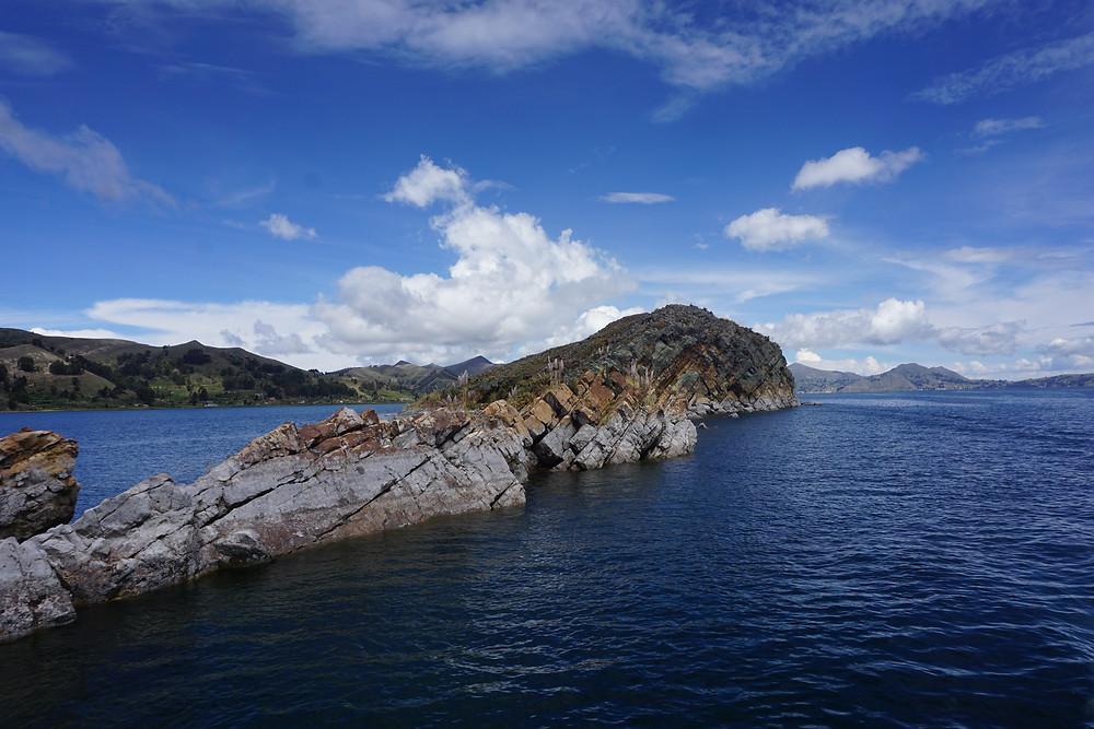 Lac Titicaca - Isla del Sol - Voyage en Bolivie - Noho Travels