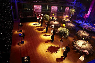 unique wedding venue london